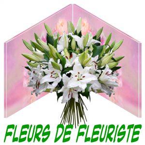 Fleurs de fleuriste