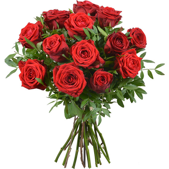 ROSES ROUGES SAINT VALENTIN